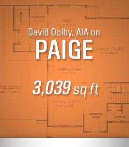 Paige Floor Plan
