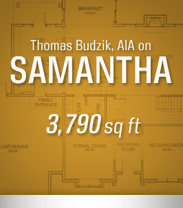 Samantha Floor Plan